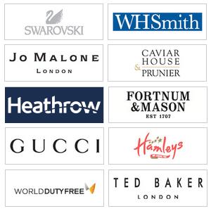 Heathrow shops