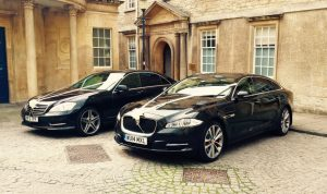 Wedding car hire in Bath & Bristol