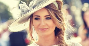 Ladies Day at Bath Racecourse