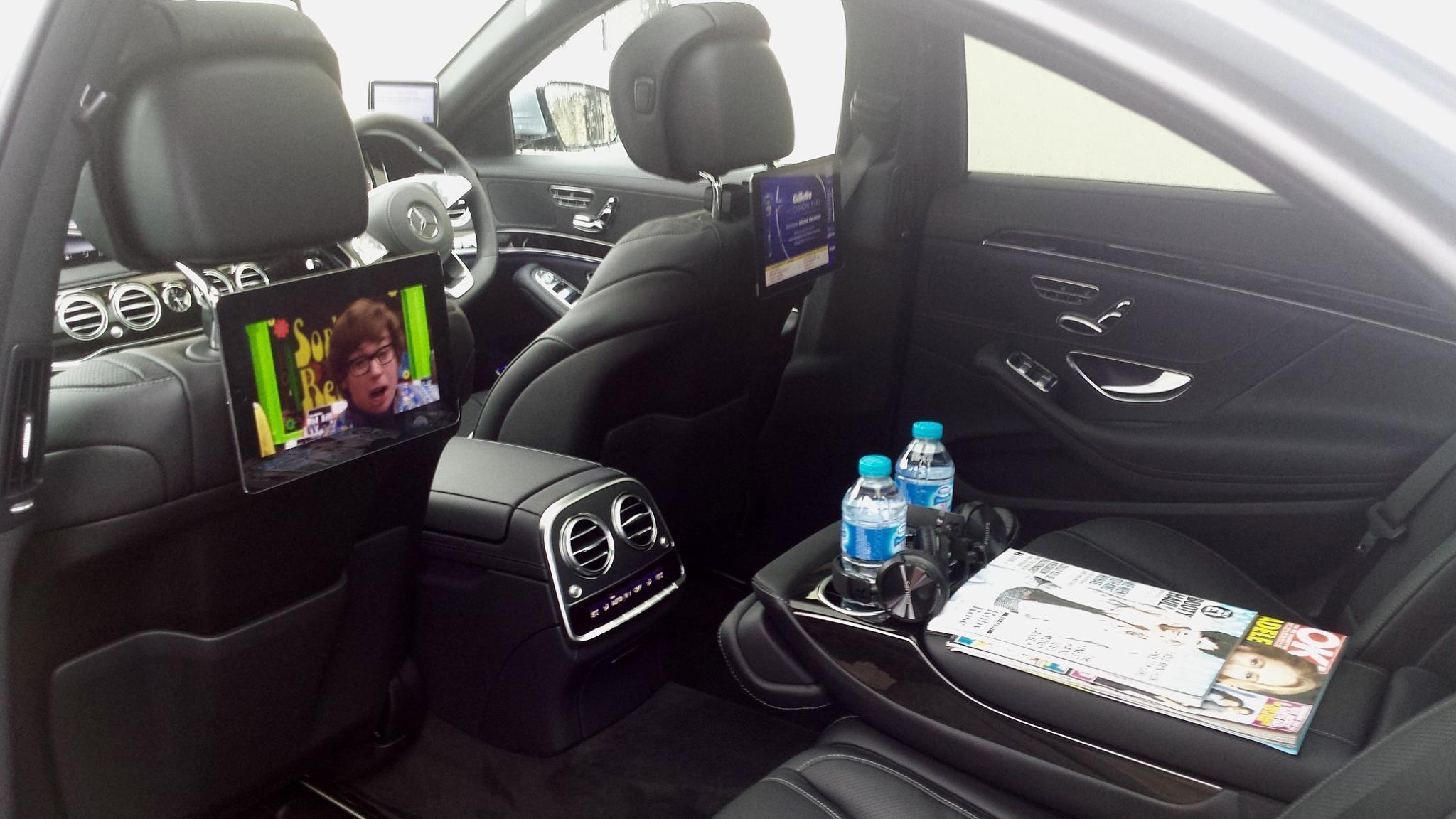 Bath Taxi Transfers Mercedes S Class