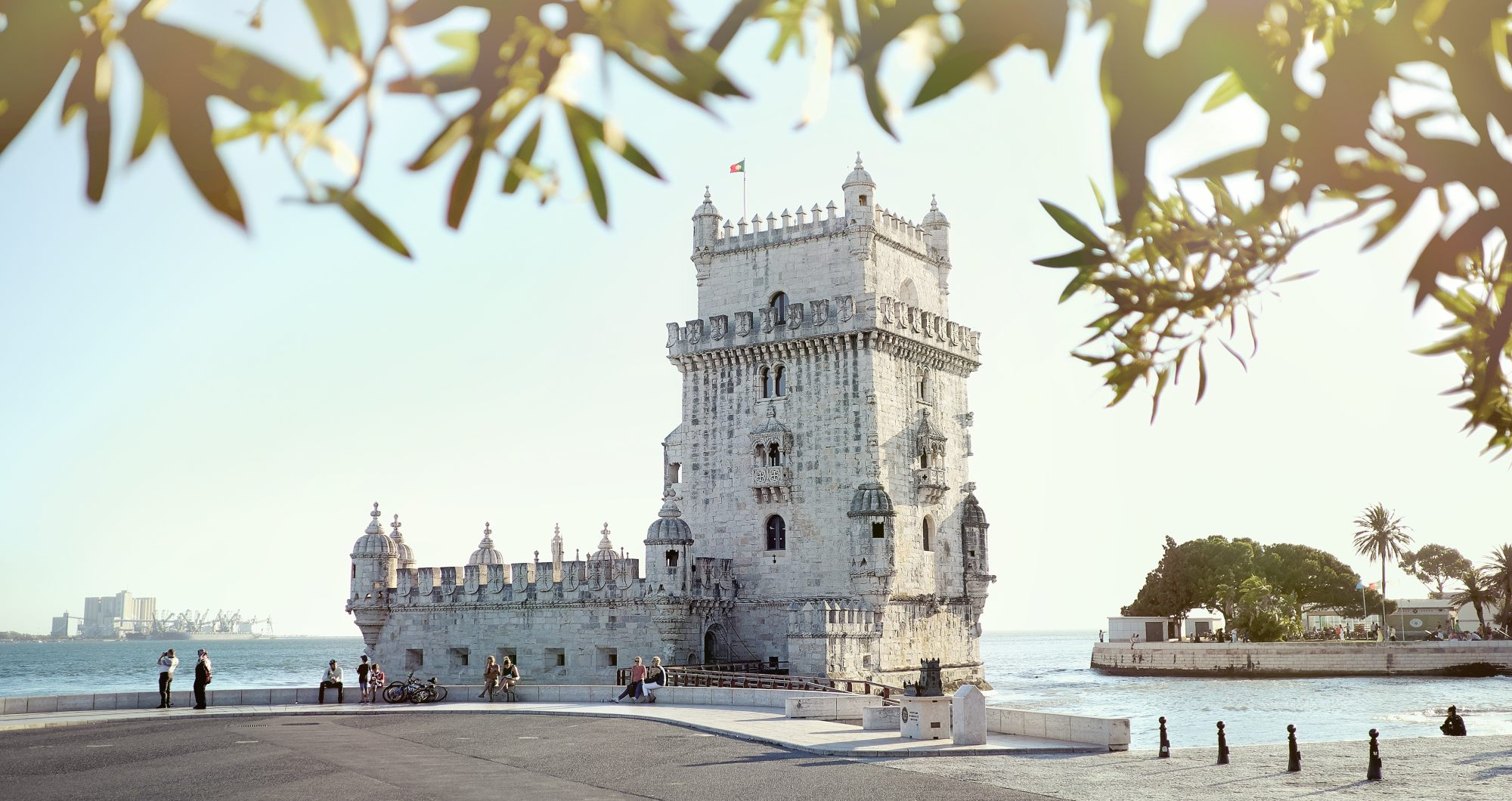 Image Of Building In Lisbon, Portugal